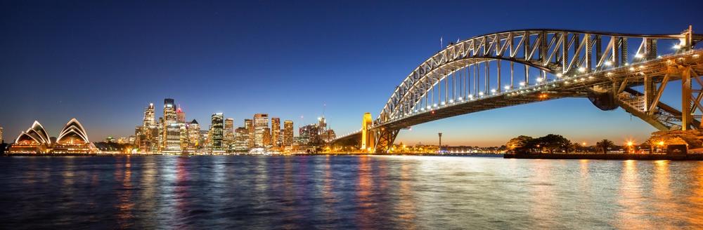 Sydney Skyline - 04/12/2015