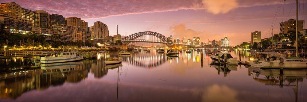 City View - Panorama