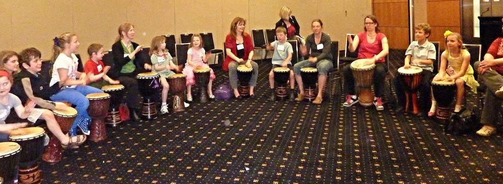 drumminggroup