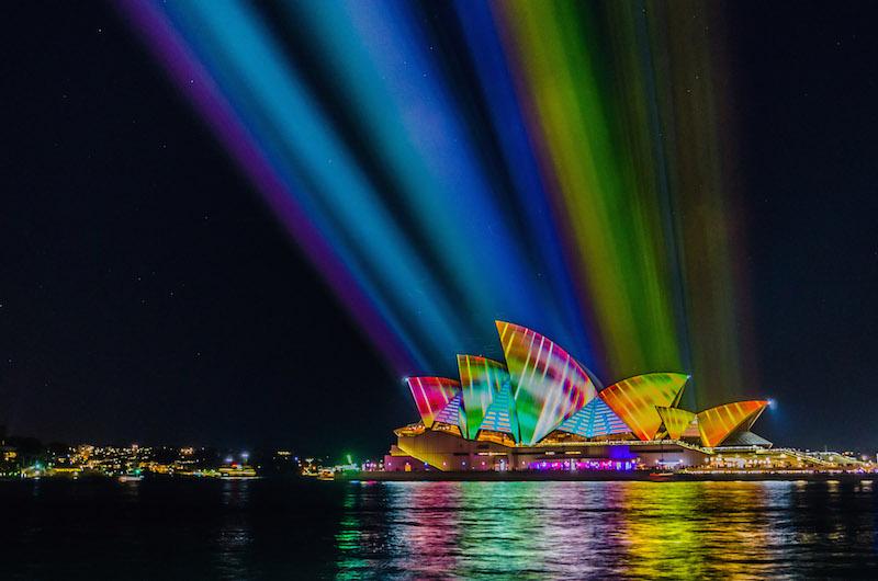 Vivid 2014 Opera House