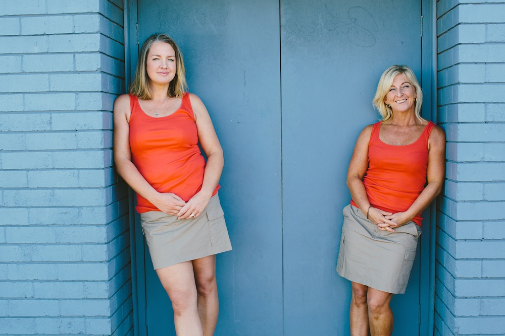 Travel Play Live Founders Amy Heague & Kerryann Hayes