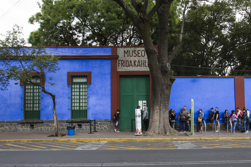 Frida Kahlo Museo Mexico City.jpg