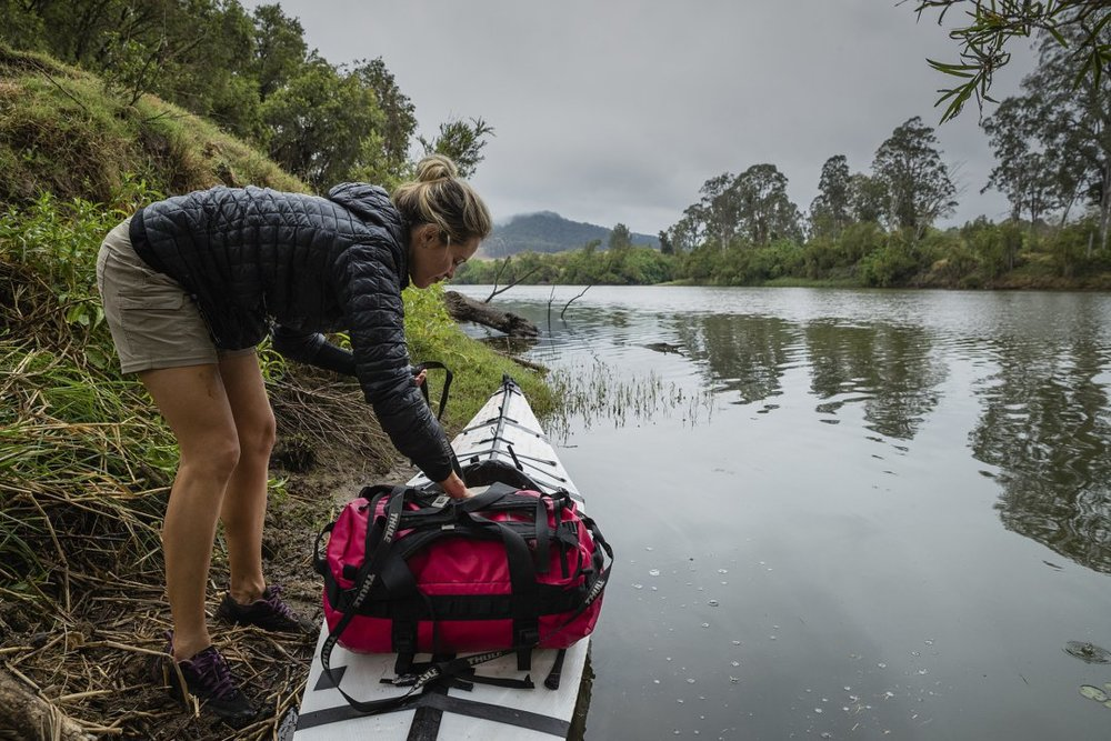 TNF Adventure Grant Applicant - Hayley Talbot - Clarence River