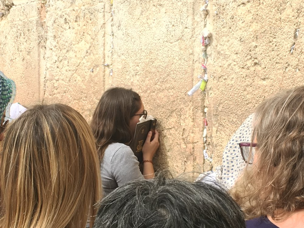 Reverie at the Wailing Wall.jpg