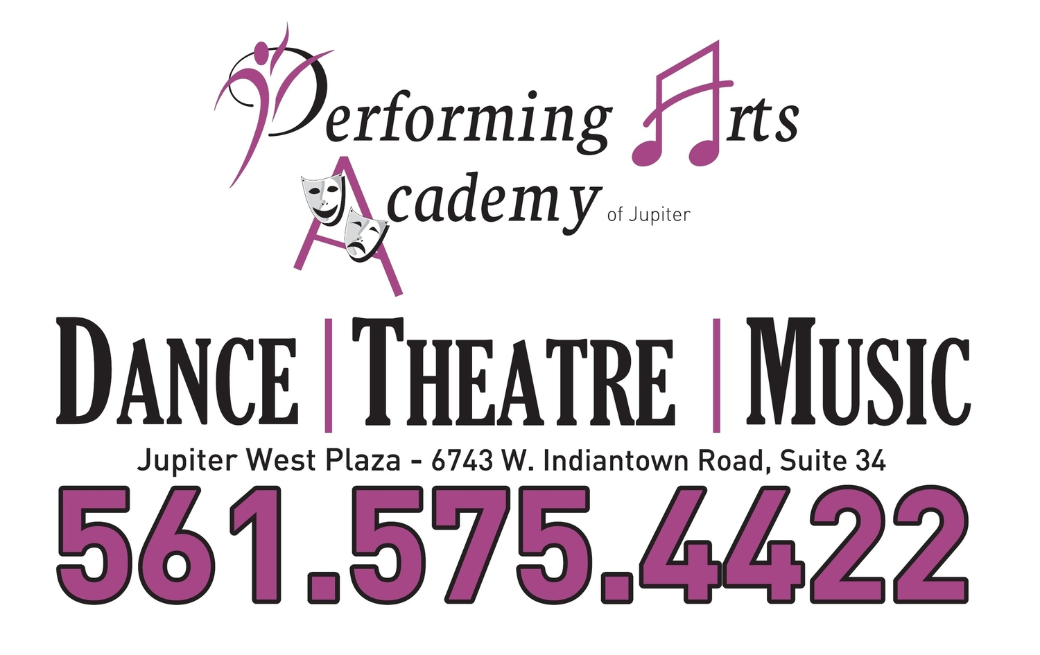 PERFORMING ARTS ACADEMY OF JUPITER