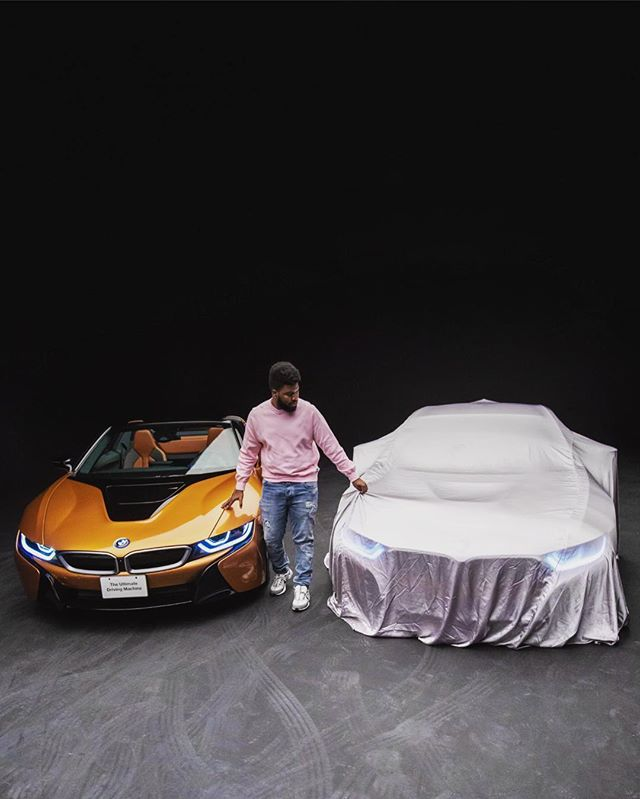 @thegr8khalid for @bmwi #roadtocoachella YEAR 3! Thrilled to be on this project for the third year running. Thank you @mirroredmedia for always bringing me in to document the coolest moments. 🥰❤️😘