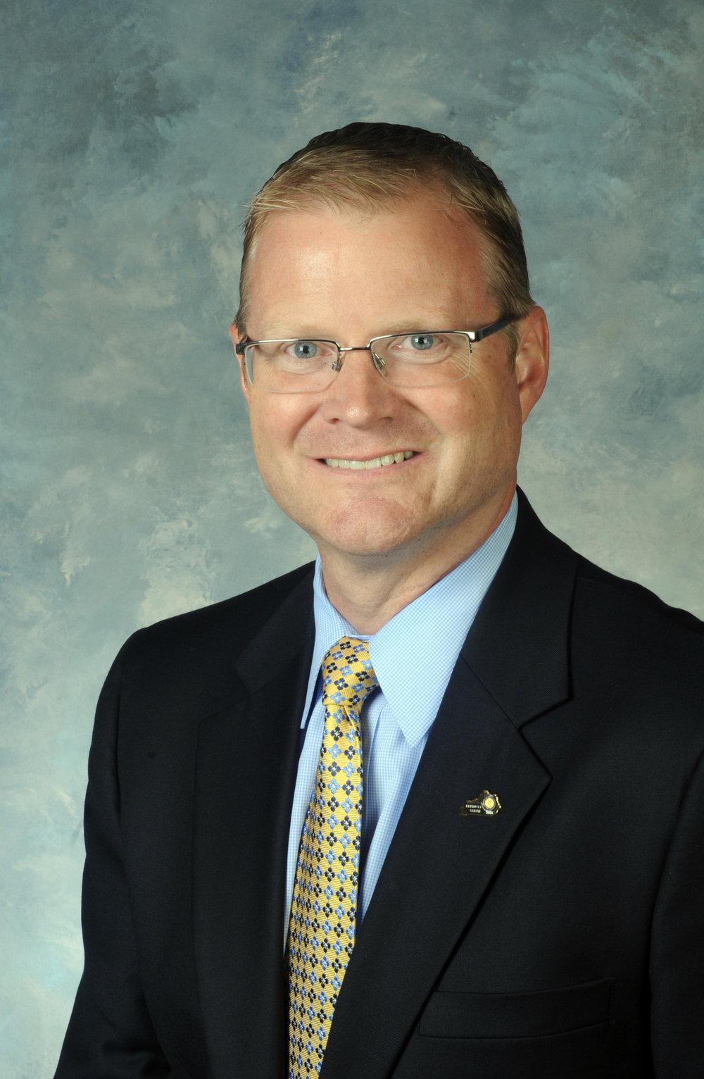 Sen. Damon Thayer (Georgetown)