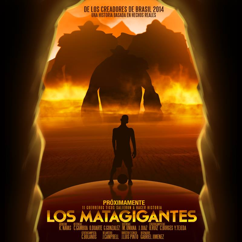 """Los Matagigantes"" por Gabriel Jiménez."