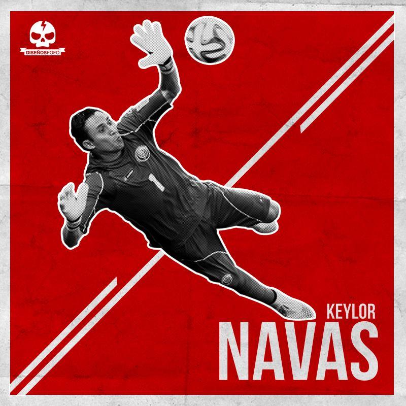 """El Halcón Navas"" por Álvaro Calvo"