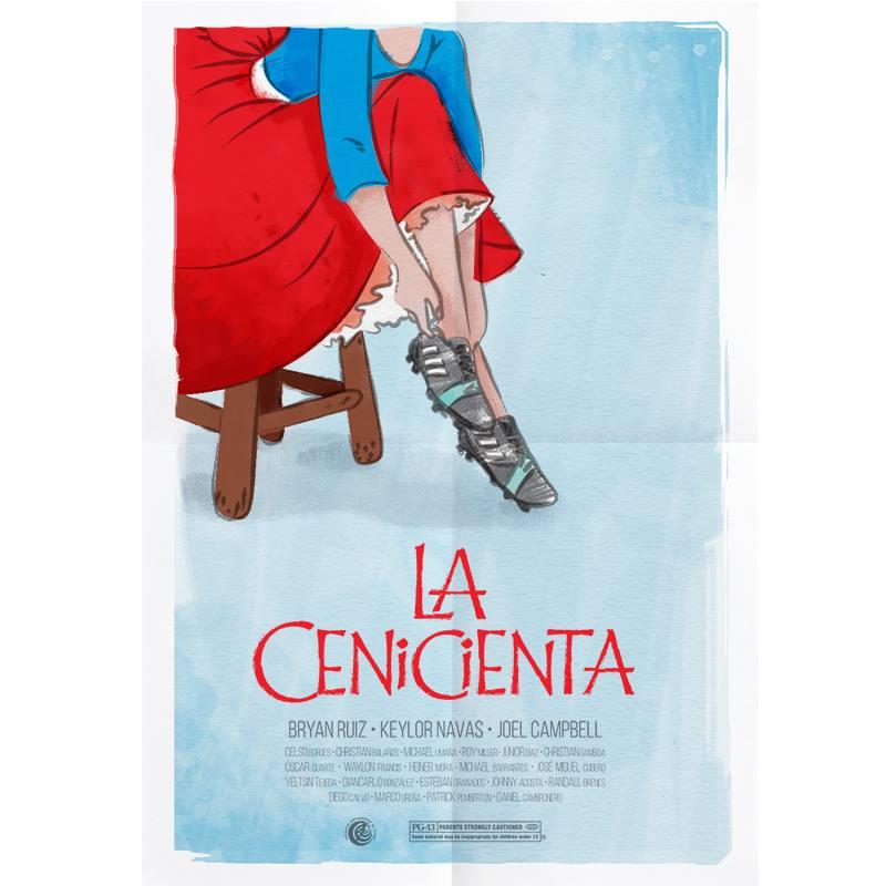 """La Cenicienta"" por Daniela Soto"