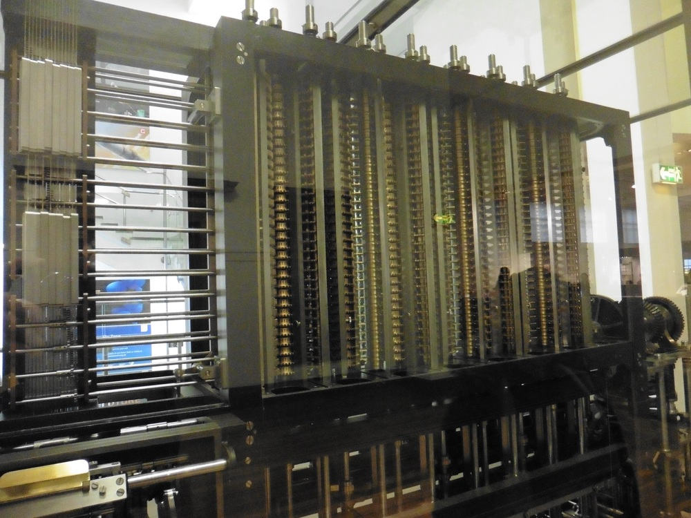 Difference Engine Number 2