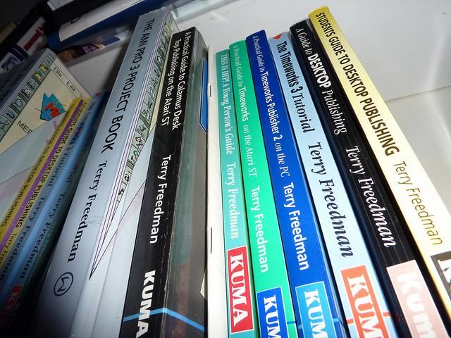 Terry Freedman's Books