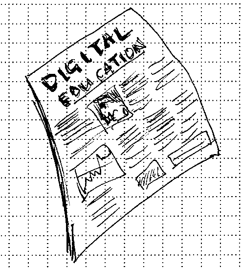 Digital Education, by Terry Freedman.