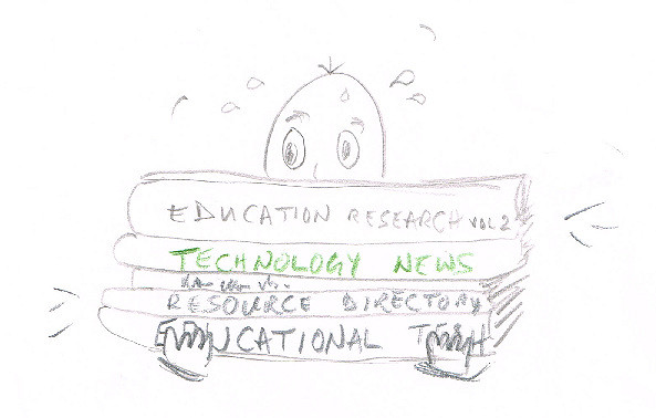 Educational research reading, by Terry Freedman