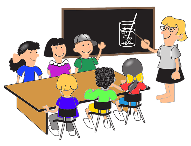 An orderly classroom is a happy classroom! Picture from pixabay.com Licence: CC0