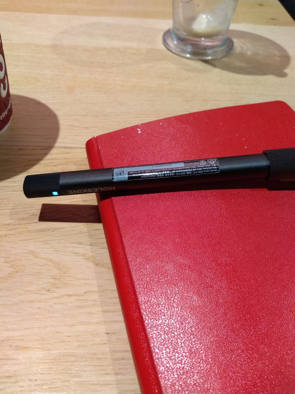 Digital pen and notebook by Terry Freedman