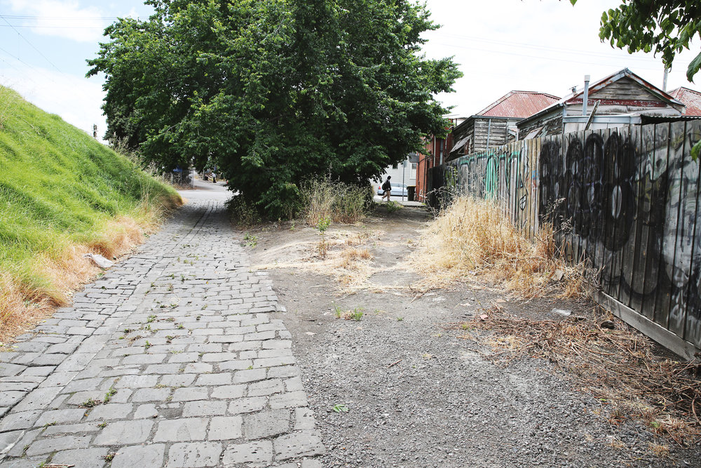 Researching Melbourne's laneway potential with Urban Agronomist