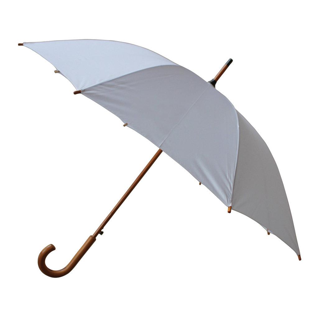 Klassisk paraply, træ