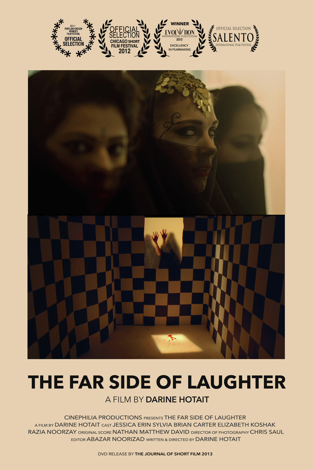 THE FAR SIDE OF LAUGHTER   (2010)