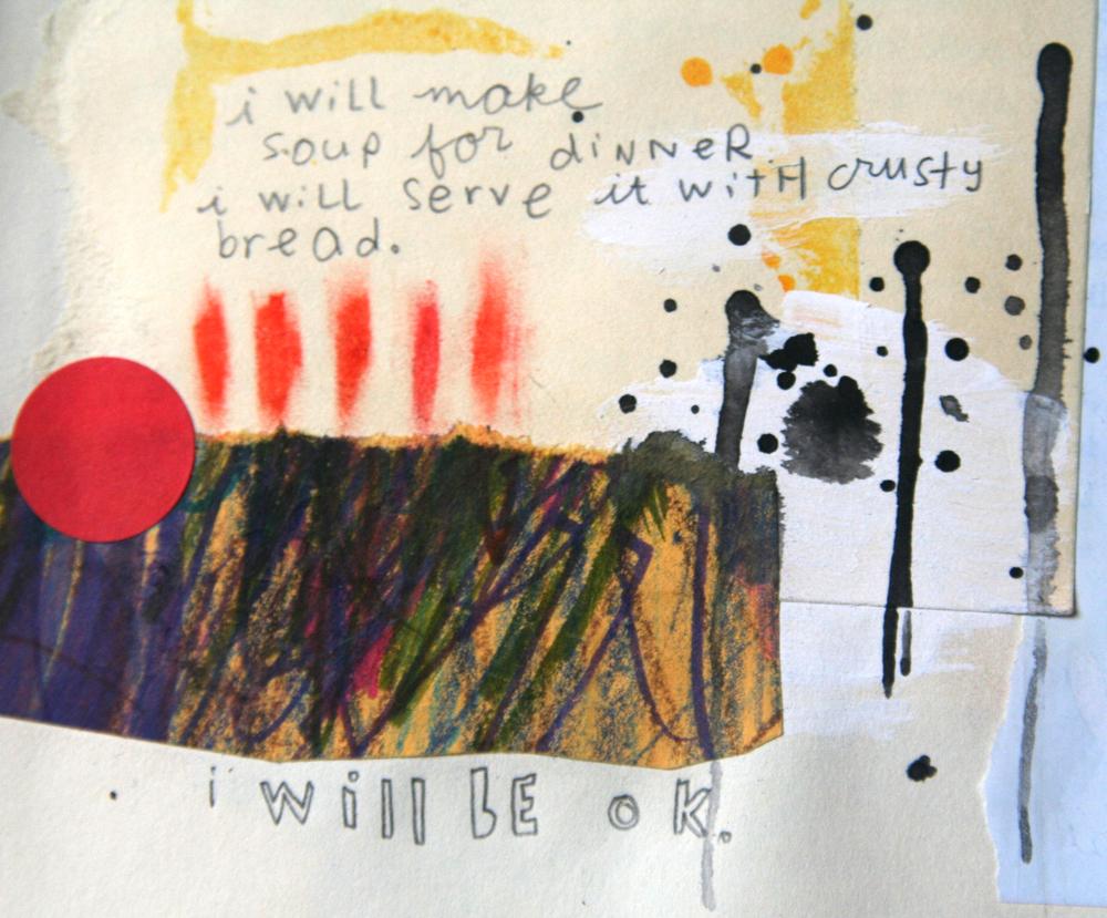 I Will Be Okay by Mandy Steward