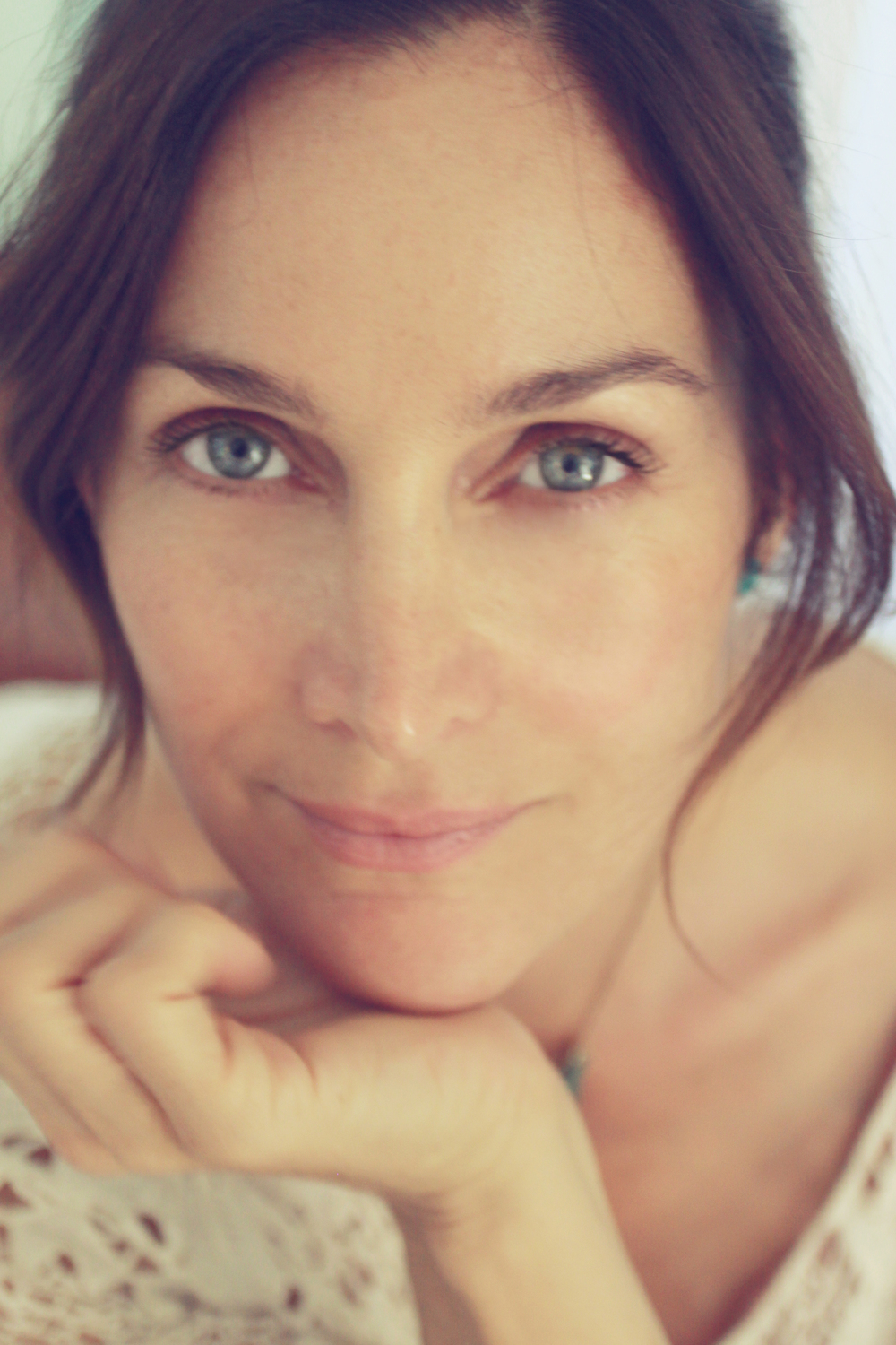 Carrie-Anne Moss. Photos by Denise Andrade-Kroon.