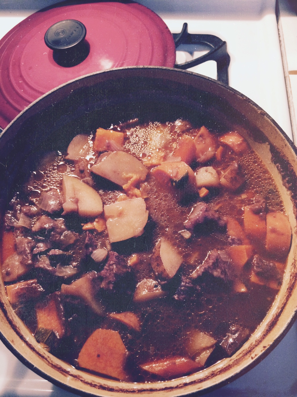 Carrie-Anne's Stew