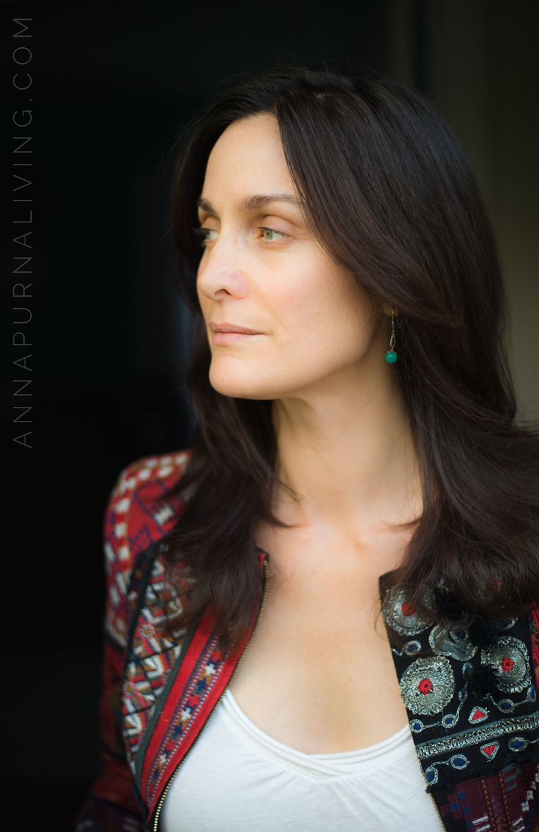 Carrie-Anne Moss. Photo by Catherine Just.