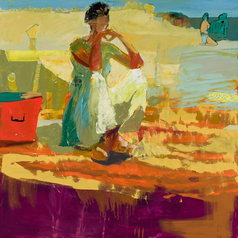 She Drifts by Linda Christensen