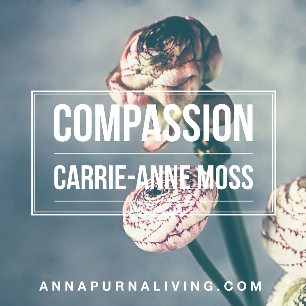 Compassion. via AnnapurnaLiving.com