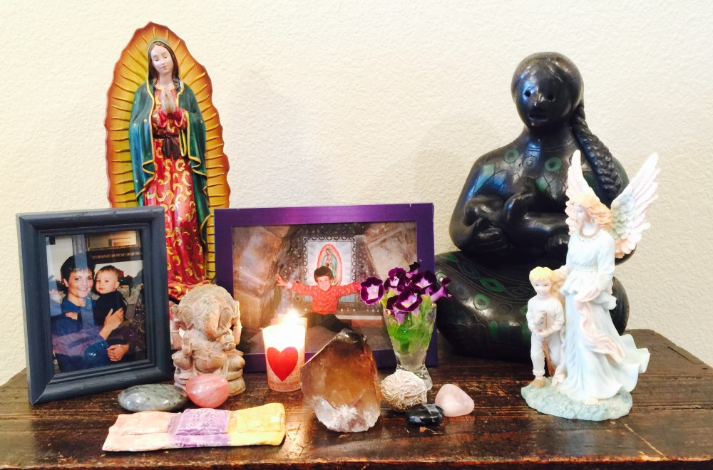 Altar by Dr. Deb Kern