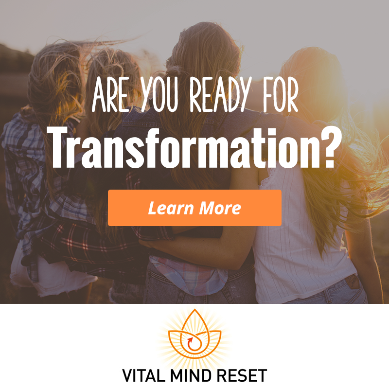 Vital Mind Reset course by Kelly Brogan