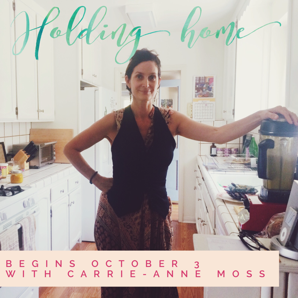 holding home with carrie-anne moss