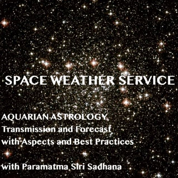 Astral updates from Paramatma Siri Sadhana