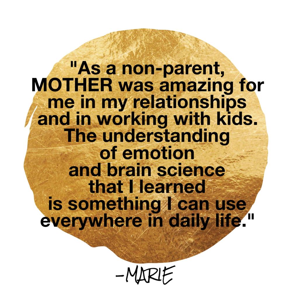 mother testimonial 1