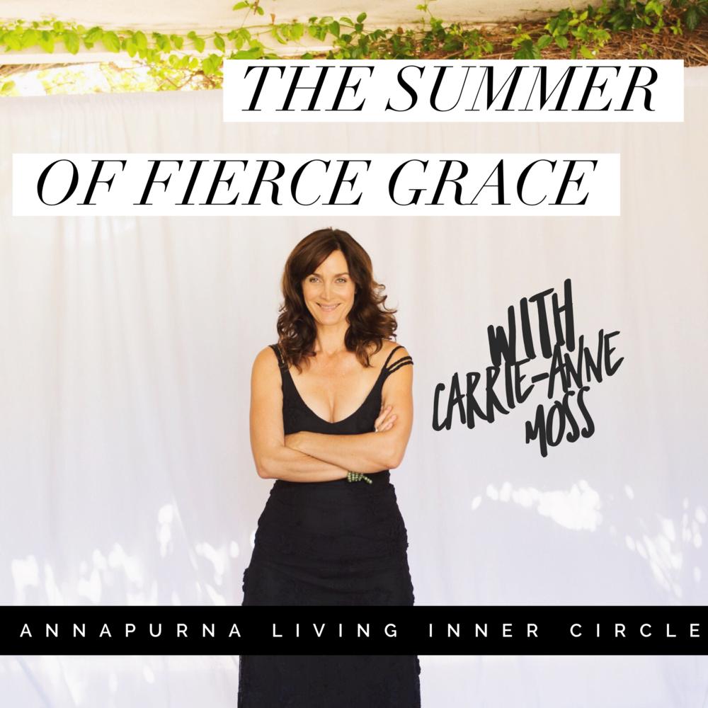 summer of fierce grace