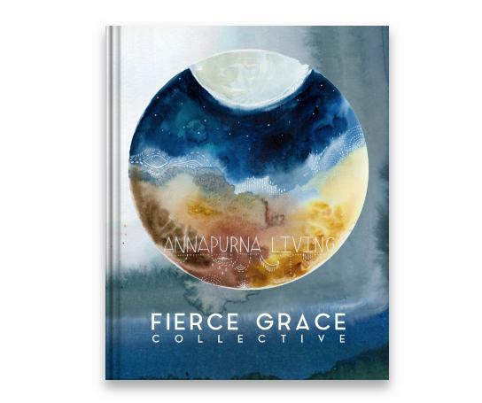 Fierce Grace Book Carrie-Anne Moss