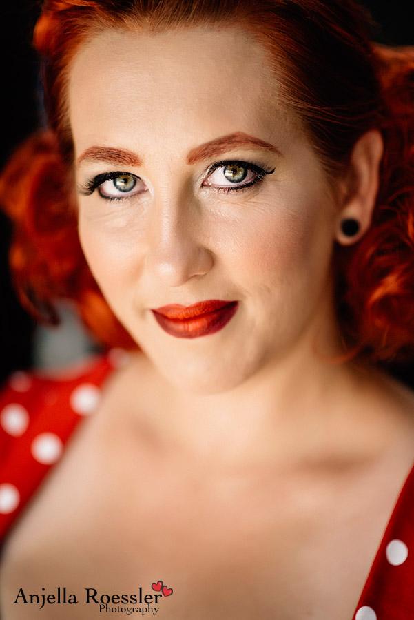 EveElle Scarlett; turning heads on Geelong's rockabilly scene