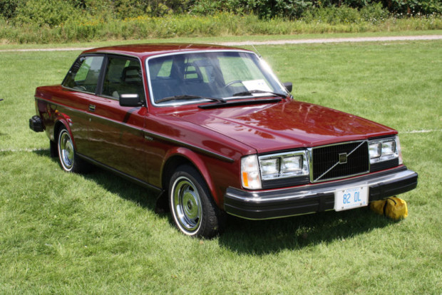 The Volvo DL was one of the most purchased vehicles of 1982, the same year AutoCAD was introduced.