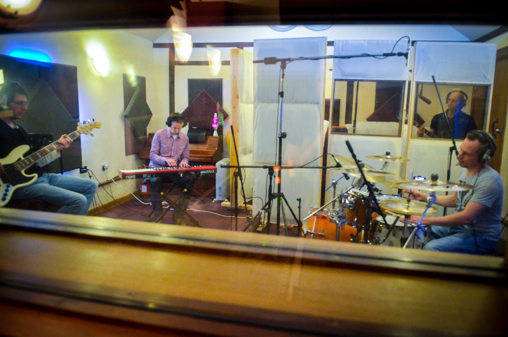 Three Circles Recording Session, May 2014