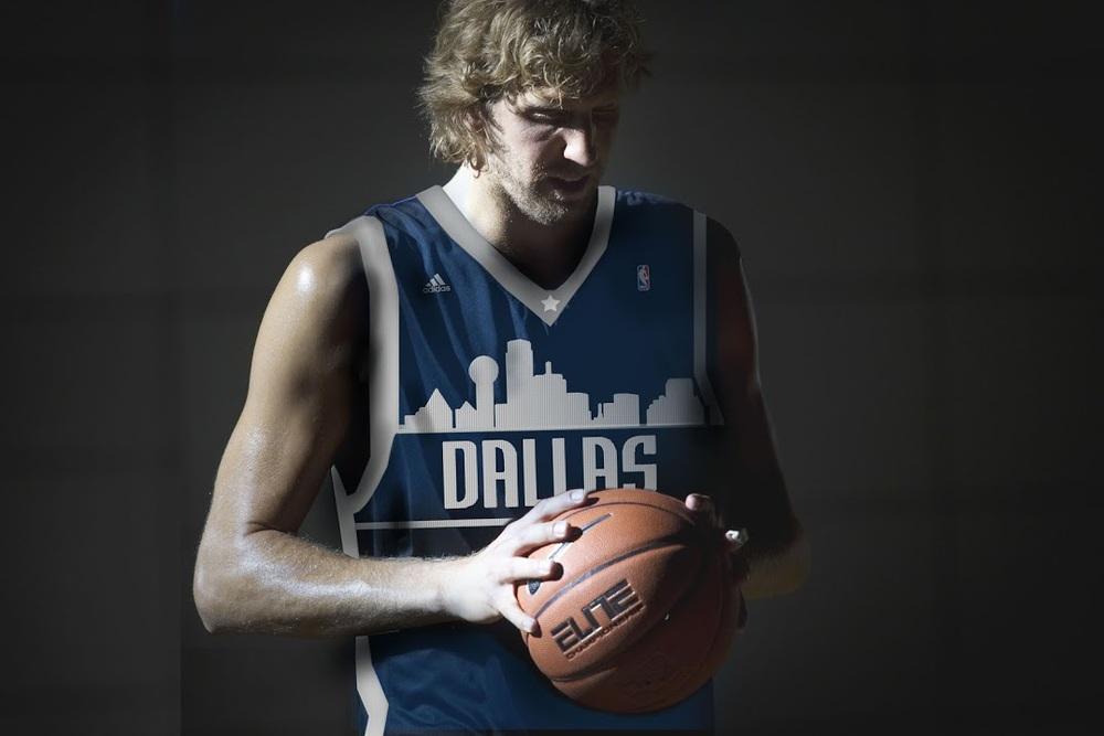2015 Dallas Mavericks Alternate Jersey