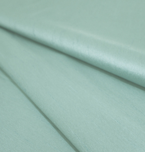 Faux Silk Baby Blue