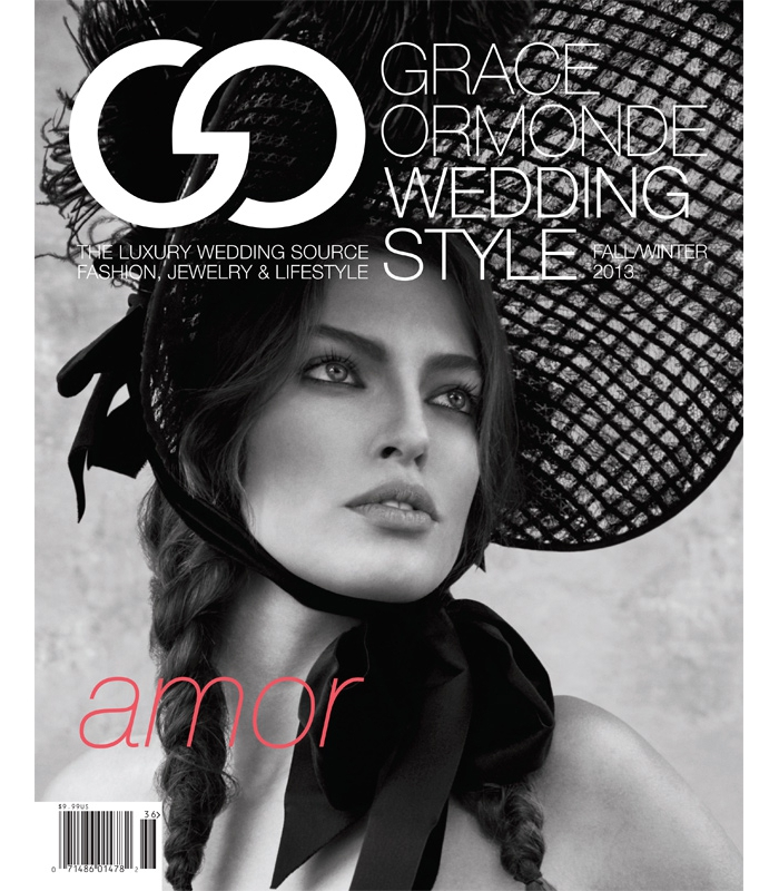 Grace Ormonde Wedding Style Magazine