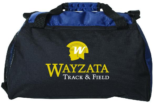 e2f00da7a5f Wayzata Track and Field Puma - 36L Duffel Bag (Navy Black) — TRACK ...