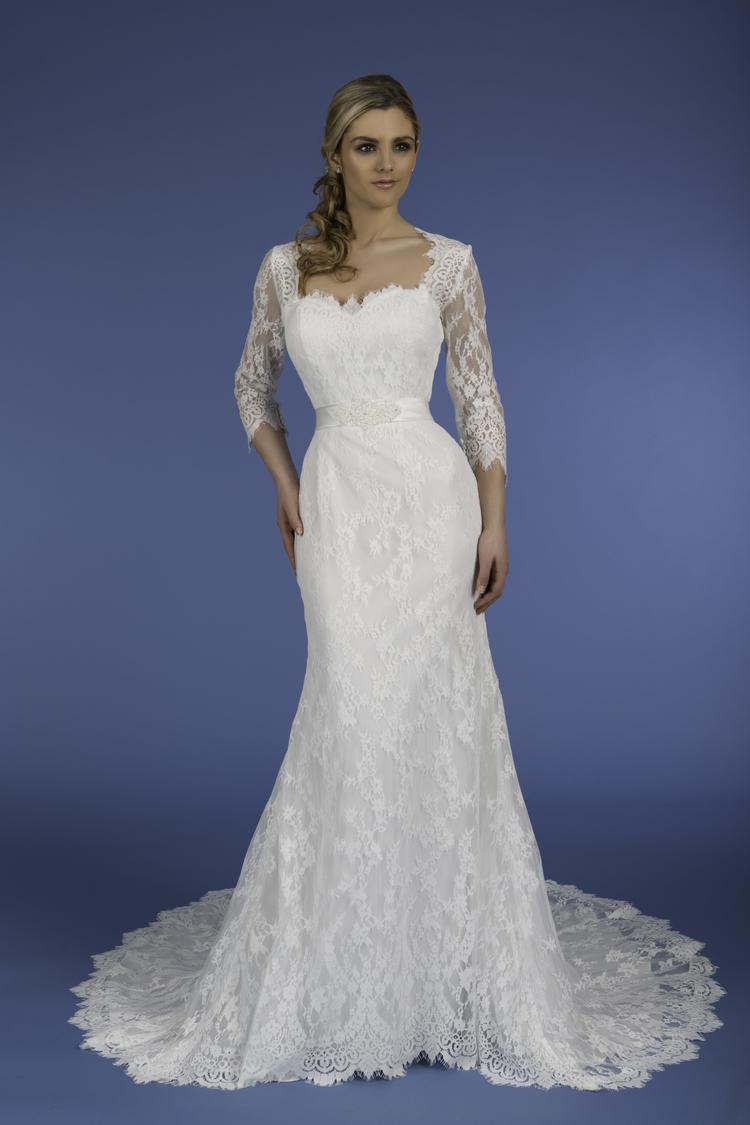 A Sneak Peek in the Sale Room — Boulevard | Designer Wedding Dresses ...