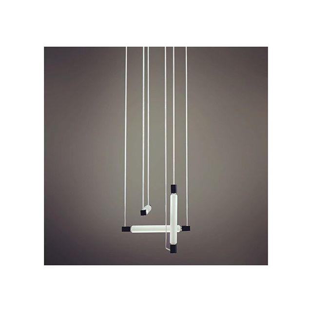 #repost @bauhaus.movement  Perfect. ✔️ #MoMA Gerrit #Rietveld Hanging #Lamp, 1920 - 1924  #Bauhaus #light #geometric #design #geometricdesign #inspiration #monochrome #art
