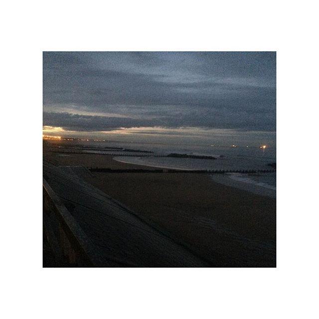Headspace.  #Aberdeen #beach #night #beaut