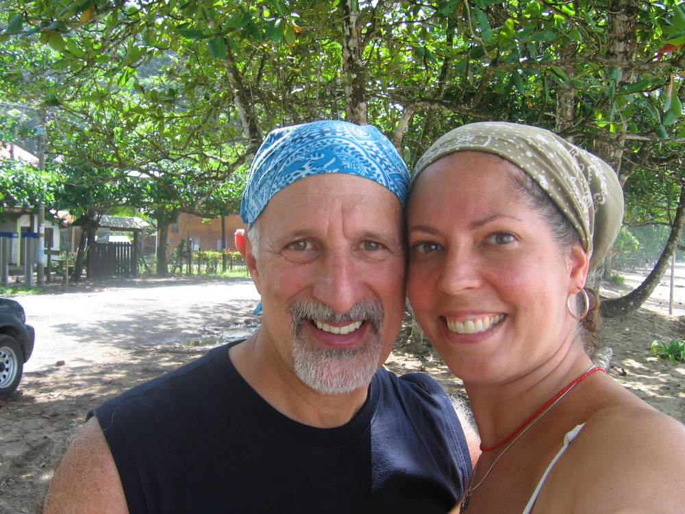 Me and my guy in Costa Rica