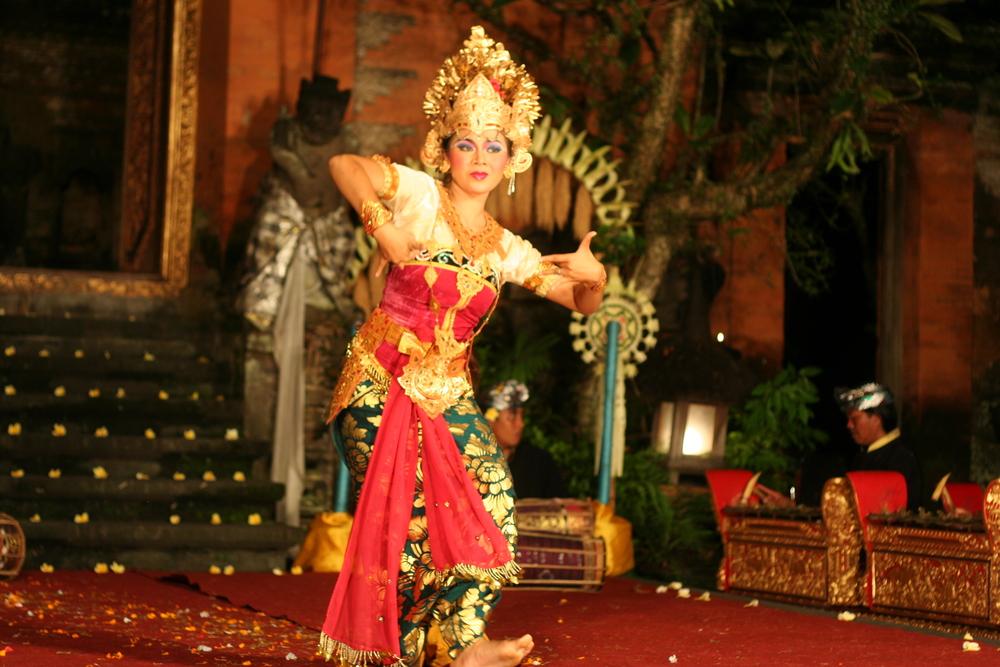 Balinese Legong dance, Bali, Indonesia