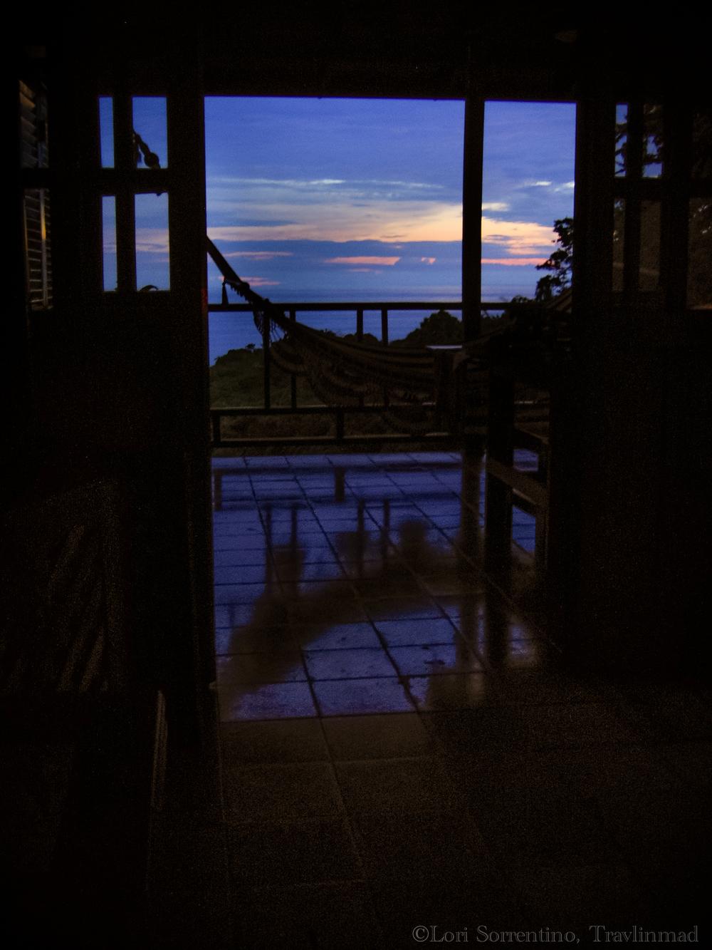 View from Villas Nicolas Manuel Antonio Costa Rica