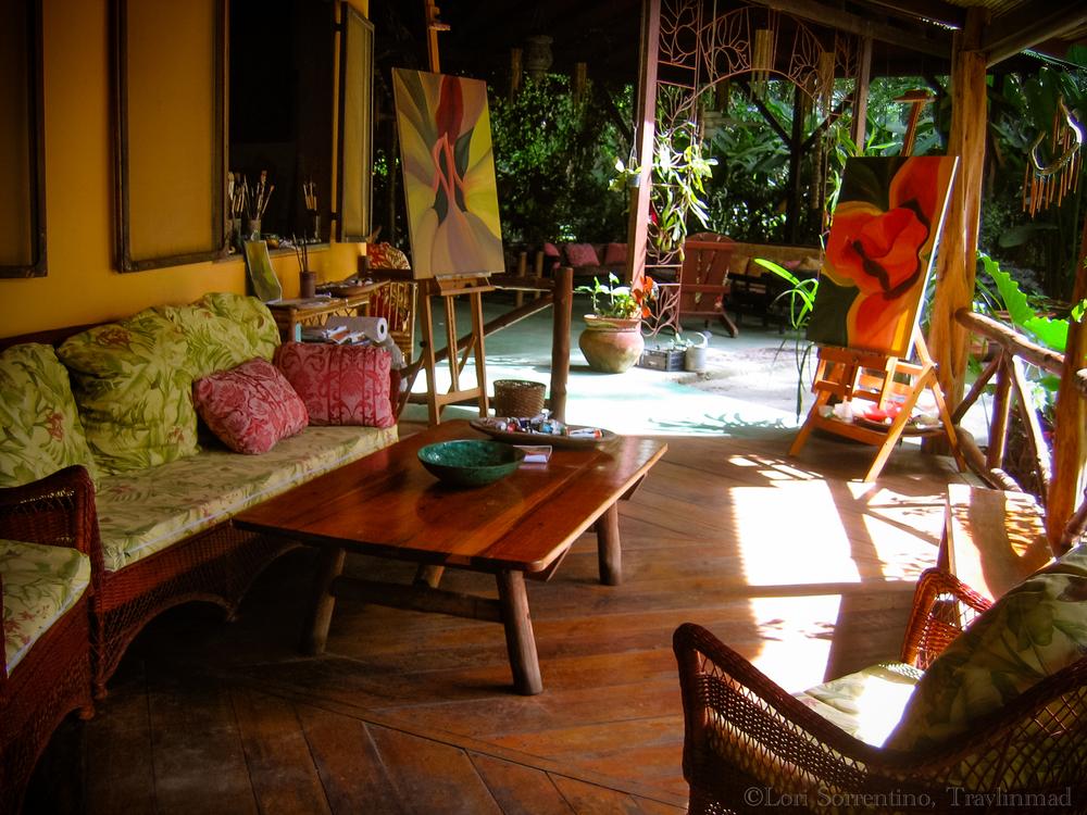 Iguana Lodge, Osa Peninsula, Costa Rica